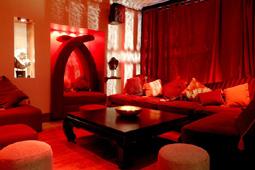 lounge feest