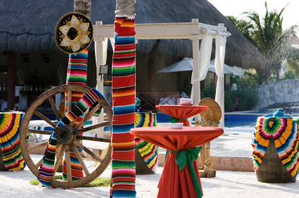 mexicaanse decors